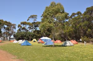 Western KI Caravan Park - Kangaroo Island Accomodation