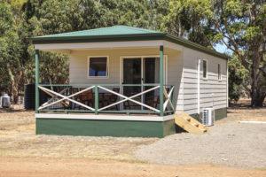 Caravan Park & Wildlife Reserve - South Australia